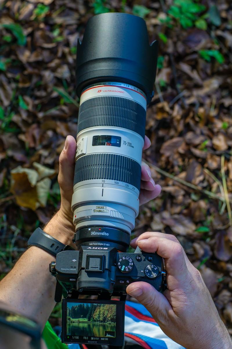 """""""Sony meets Canon"""""""