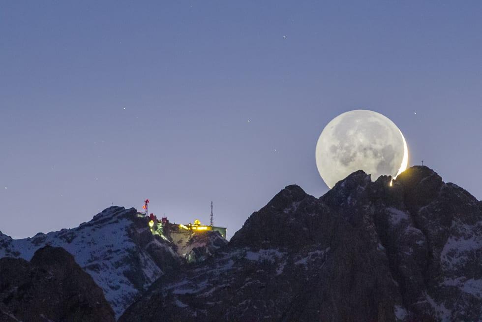 Moon Collision
