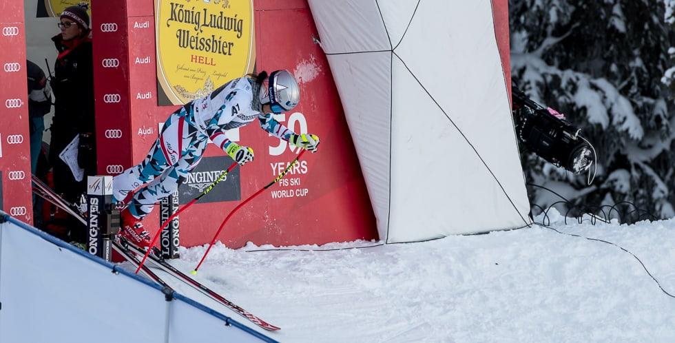 FIS World Cup Ladies Downhill Garmisch-Partenkirchen 2017