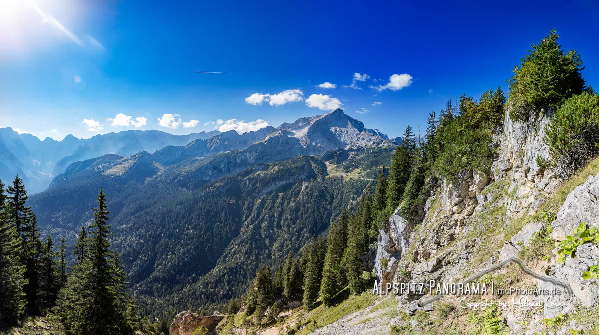 Alpspitz Panorama