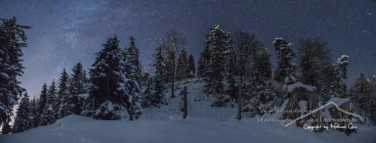 Winter im Werdenfelser Land